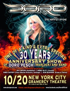 DORO - NYC Show web flyer as of 10-06-14 - 11 inch @ 100 dpi