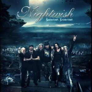 Nightwish CD cover 10-2-14