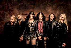 Nightwish 2015 - Photo by Ville Akseli Juurikkala