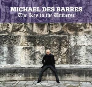 Michael Des Barres CD art 3-29-15