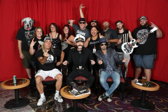 2014 Motörhead meet & greet with fans