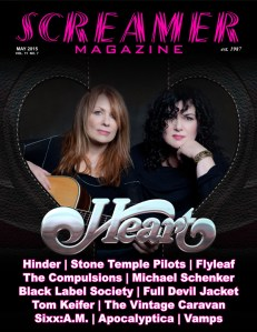 Screamer Magazine May 2015
