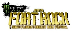 Fort Rock 2015 logo