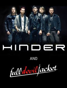 Full Devil Jacket-Hinder