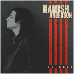 Restless EP Cover