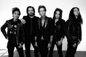 BUCKCHERRY PROMO 7-25-15