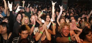L.A. Guns record release party, HOB Sunset 6-6-12 Photo Credit Glen Willis