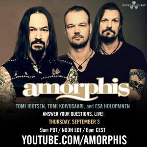 Amorphis flyer