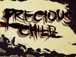 PRECIOUS CHILD CD ART 8-12-15