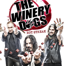 THE WINERY DOGS HOT STREAK PROMO 8-13-15