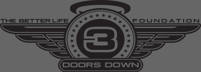 3 DOORS DOWN BETTER LIFE FOUNDATION 9-25-15