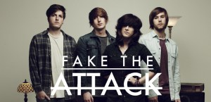 FAKE THE ATTACK BAND PROMO 9-25-15