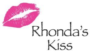 RHONDA'S KISS LOGO FB 9-25-15