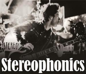 STEREOPHONICS LIVE SHOT FB 9-18-15