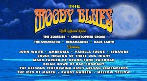 The Moodie Blues Cruise III