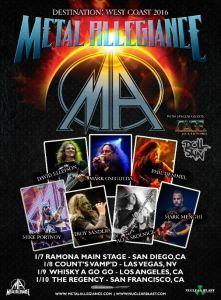 Metal Allegiance poster