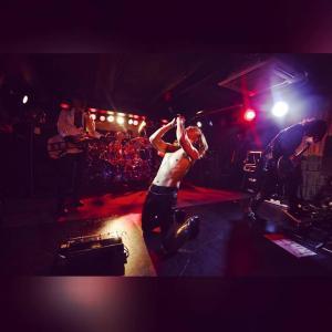 X JAPAN - live shot - 12-5-15
