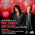 RnR Fantasy Camp-Paul Stanley