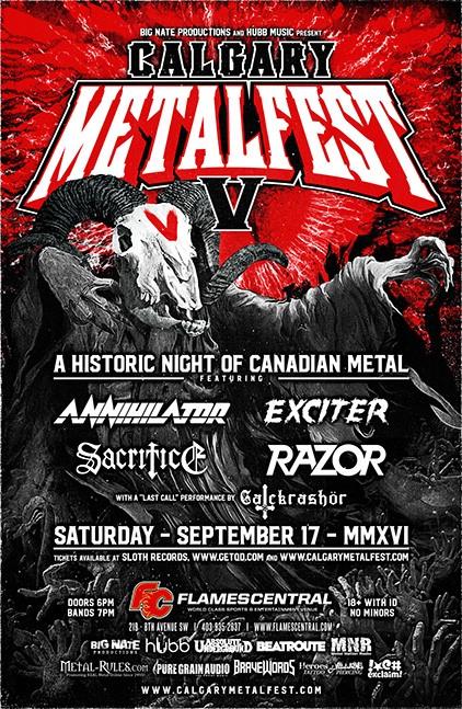 Calgary Metalfest V