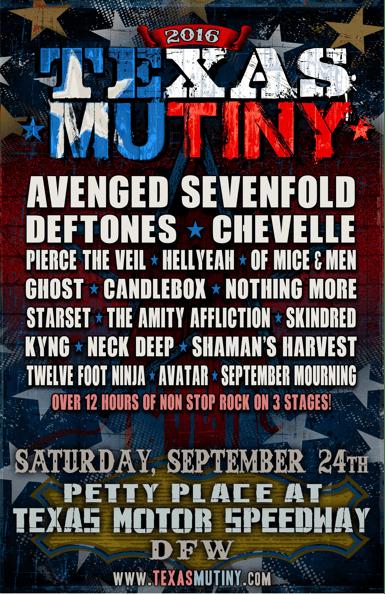 Texas Mutiny 2016