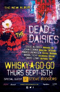 The Dead Daisies Poster 2016