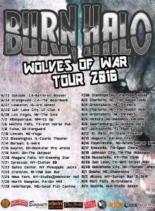 Burn Halo Poster 2016