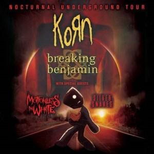 Korn Poster 2016