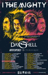 Dayshell poster