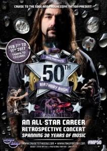 Mike Portnoy-Poster