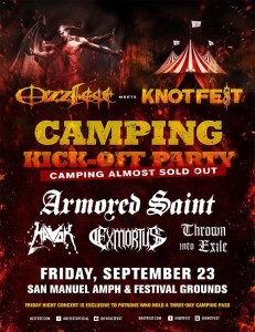 ozzfest knotfest 2016