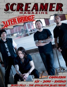 Screamer Magazine October 2016