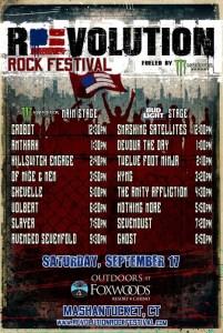 Revolution Rock Festival 2016
