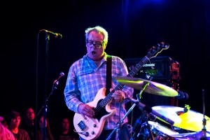Mike Watt of the Secondmen