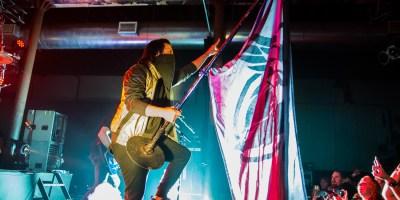 POP EVIL Live! – Wooly's, Des Moines, Iowa w/Red Sun Rising & Badflower