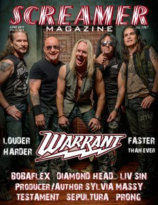 Screamer Magazine June 2017