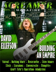 Screamer Magazine Issue #143 – September 27, 2018