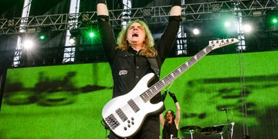 Music, Business & Life: An Intimate Conversation with DAVID ELLEFSON