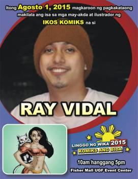 Ray Vidal