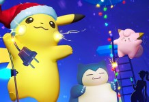 Pokemon Go Latest Christmas Update has arrived!