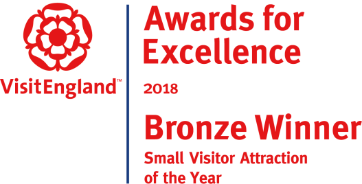 VE Bronze Small Visitor Attraction of the Year (Landscape)