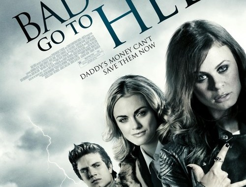 First Official MPAA Aproved US Trailer For The 'Bad Kids Go To Hell' Movie Drops 34