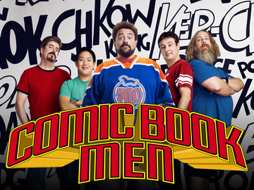 AMC Moves 'Comic Book Men' To Thursday; Launches New Night of Unscripted Original Programming 36