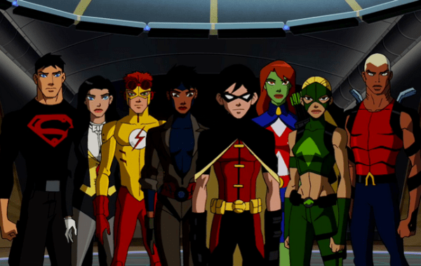 Cartoon Network Gets In Front of the Upfront; 'Young Justice' & 'Green Lantern' Cancelled 26