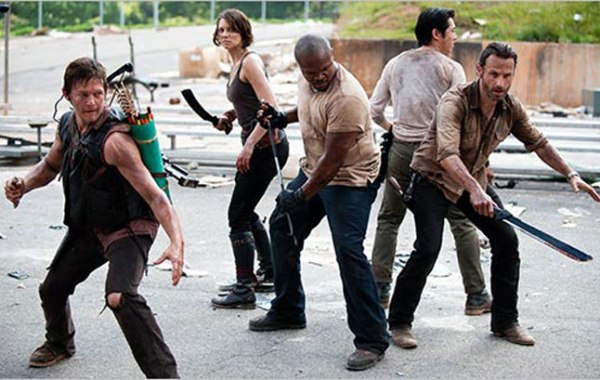 Season Four Of 'The Walking Dead' To Begin Production This May; New Series Frontrunner Confirmed 9