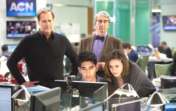 The Second Season Of 'The Newsroom' Will Premiere July 14 5