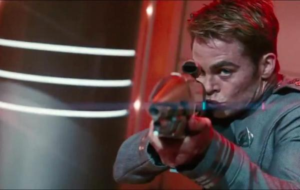 The New Trailer For 'Star Trek: Into Darkness' Has Landed 13