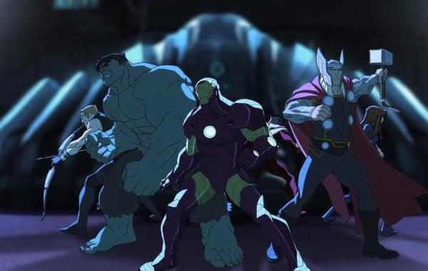 The Full Trailer For 'Avengers Assemble' Arrives; First Episode Now Available Online 20