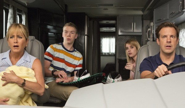 [Blu-Ray Review] 'We're The Millers' is a hilariously fun ride from start to end with some real heart; own it on Blu-ray Combo Pack, DVD and HD Digital Download Today from Warner Bros. 9