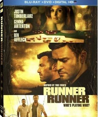 [Blu-Ray Review] 'Runner Runner' is a smart, fast paced modern thriller with a powerful cast; Now Available on Blu-Ray Combo Pack & DVD From 20th Century Fox Home Entertainment 12