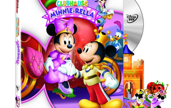 [DVD Review] Mickey Mouse Clubhouse: Minnie-rella (With Popup Castle Play Set) - Now Available On DVD From Disney 5